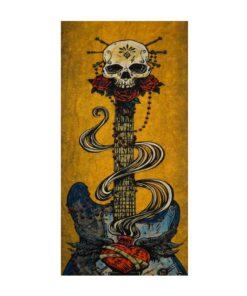 Komin UNIWERSALNY – Sculls guitar